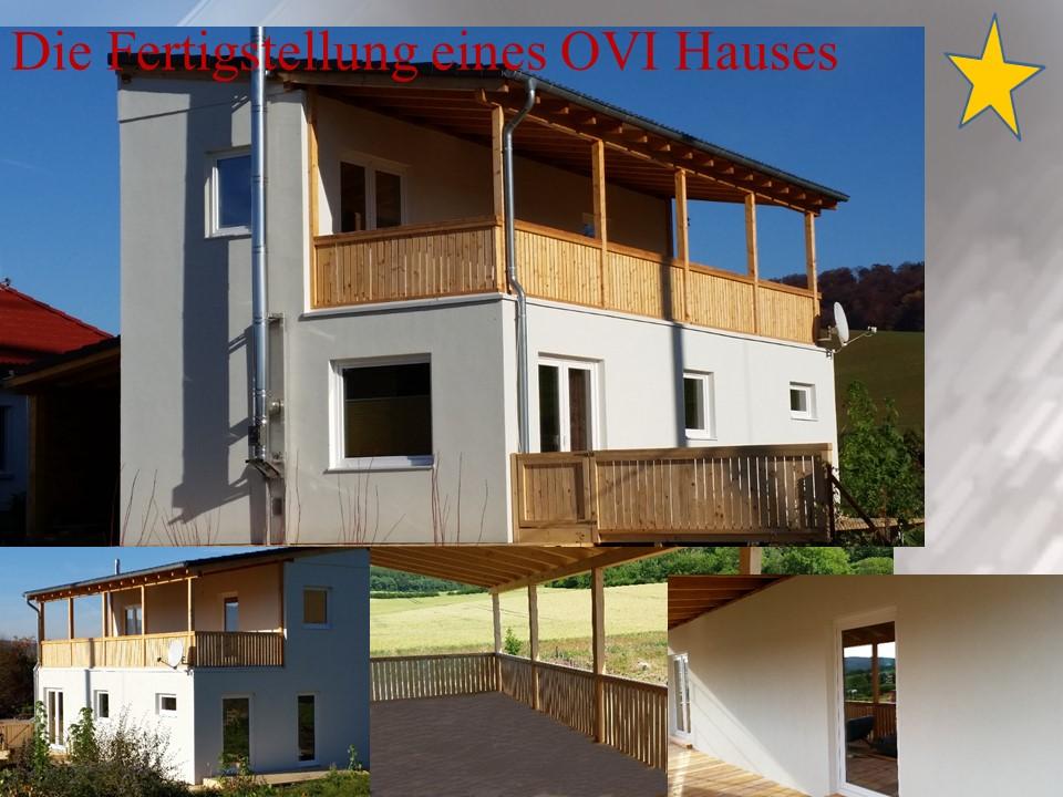 Modulhaus OVI  Haus  Modulbau Wohn